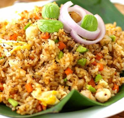 fried rice recipe by rasoi menu