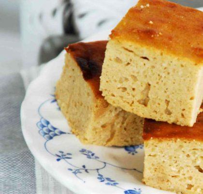 pineapple sponge cake recipe by Rasoi Menu