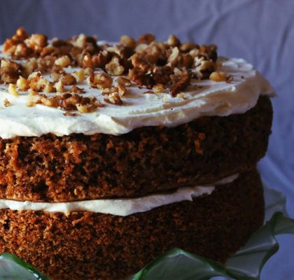 Carrot Cake recipe by rasoi menu