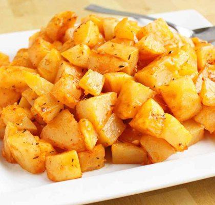 Cheesy Potato Gratin recipe