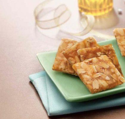 Peanut Chikki Recipe by rasoi menu