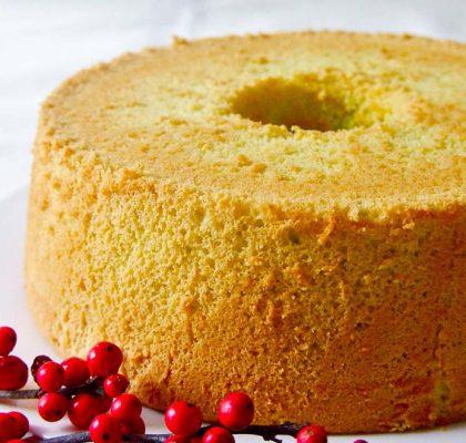 lemon chiffon cake recipe by rasoi menu