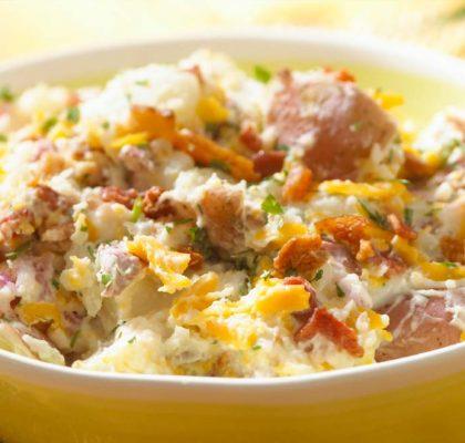 potato salad recipe by rasoi menu