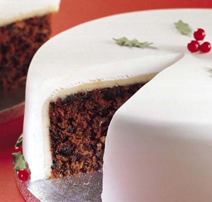 traditional christmas cake recipe by rasoi menu