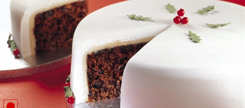 Traditional Christmas Cake Recipe