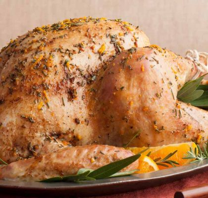 classic roasted turkey recipe