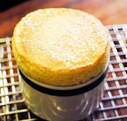 hot vanilla souffle by rasoi menu