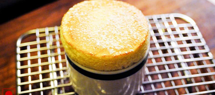Hot Vanilla Souffle Recipe