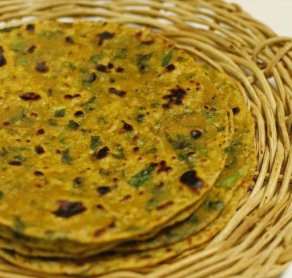 methi na dhebra recipe by rasoi menu