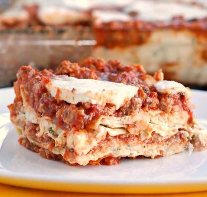 mexican turkey lasagna recipe by rasoi menu