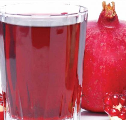 pomegranate juice by rasoi menu