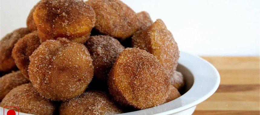 Pumpkin Donut Muffins Recipe