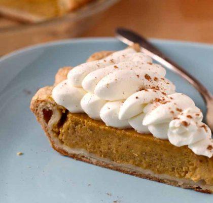 Pumpkin Pie Recipe by rasoi menu