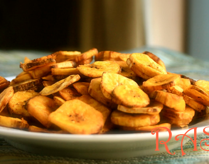 Homemade Banana Chips Recipe by Rasoi Menu