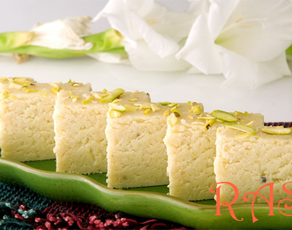 Khoya Mawa Burfi Recipe by Rasoi Menu
