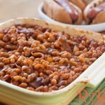 Baked Beans Dip