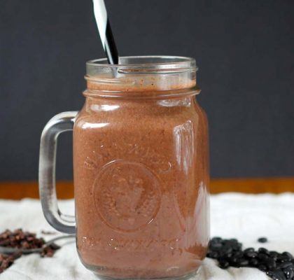 Chocolate Nut Swirl Recipe