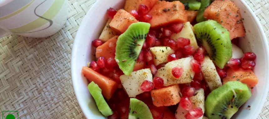 Farali Fruit Chaat Recipe