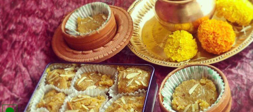 Farali Halwasan Recipe