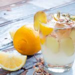 Ginger Punch Mocktail