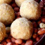 Groundnut Ladoo