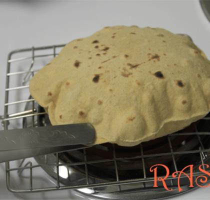 Gujarati Phulka Roti Recipe