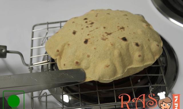 Phulka Roti Recipe