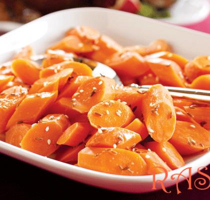 Honey Carrots Recipe