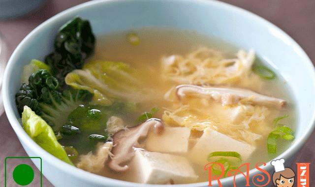 Japanese Miso Soup Recipe