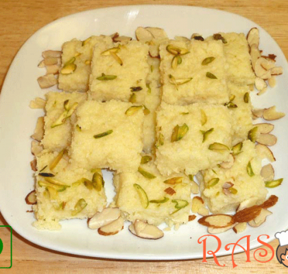 Kalakand Recipe