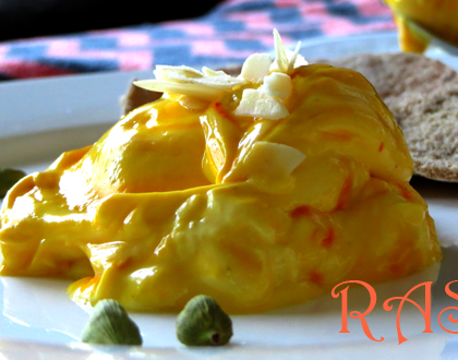 Kesar Shrikhand Recipe