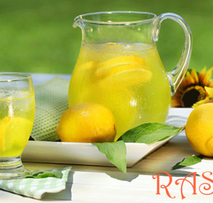 Lemon Cooler Recipe