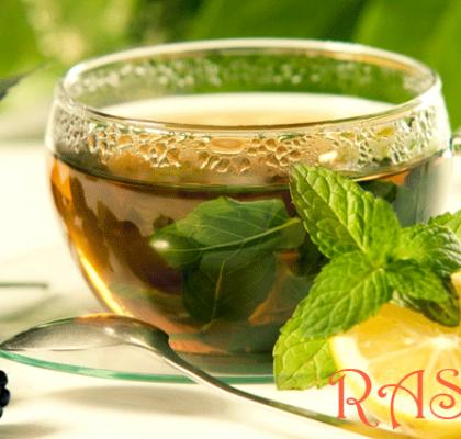 Fresh Mint and Ginger Lemonade Recipe