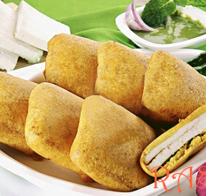 Paneer Snacks Recipe