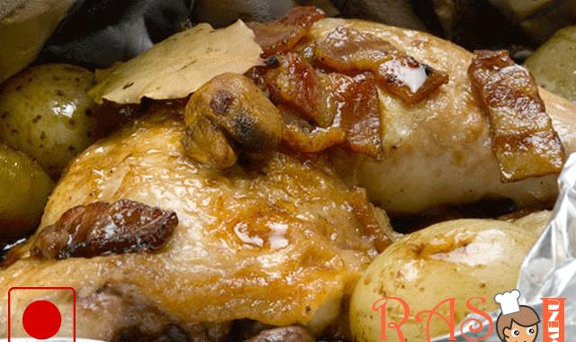 Seasoned Chicken Parcels Recipe