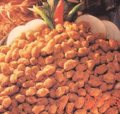 Sing Bhujia Recipe