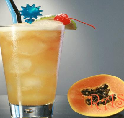 Sweet Melon and Papaya Treat Recipe