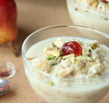Apple Rabdi Recipe