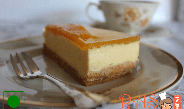 Baked Mango Cheesecake Recipe