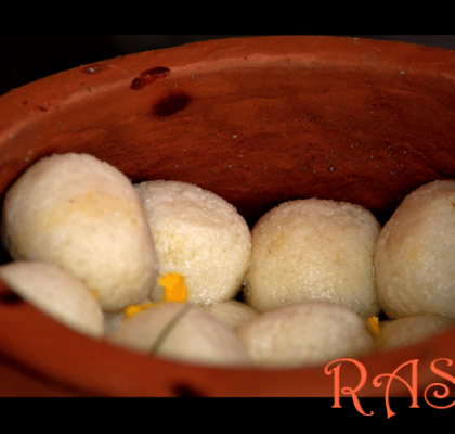 Baked Rasgulla Recipe