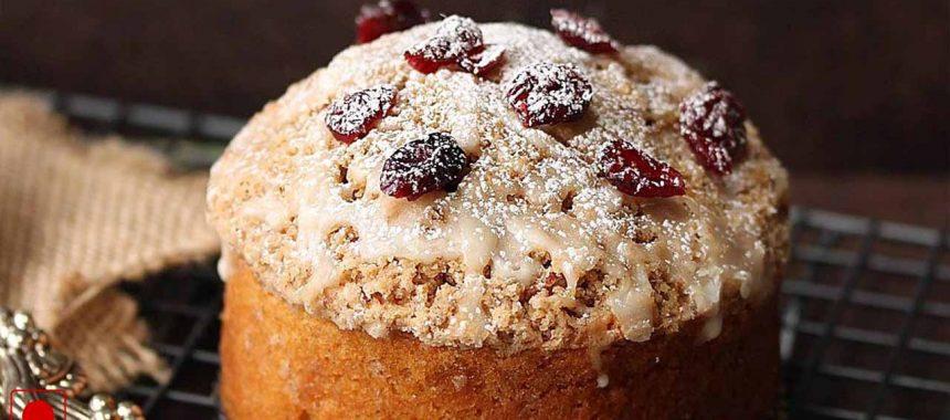 Mini Cranberry Cheesecakes Recipe
