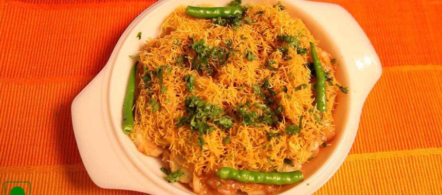 Sev Khamani Recipe