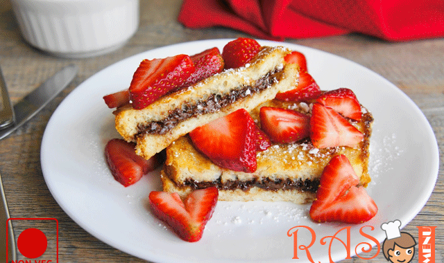 Strawberry French Toast Recipe