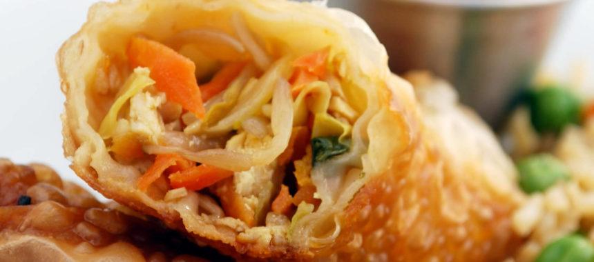 Chicken Egg Roll Recipe