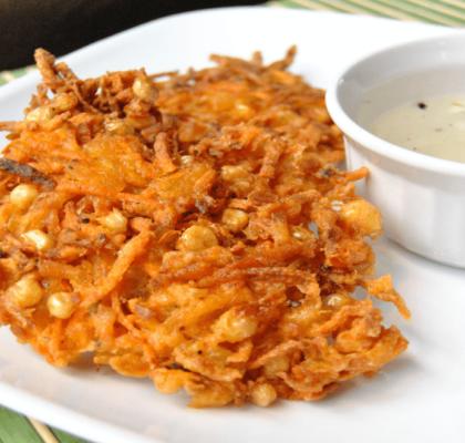 Vegetarian Okoy Recipe