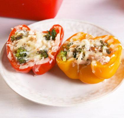 Cheese Pepper Rice Recipe