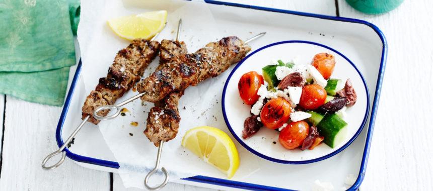 Beef Souvlaki Recipe