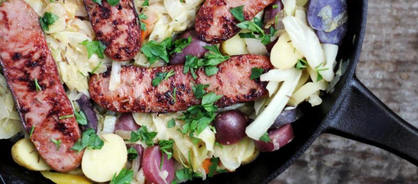 Chicken Apple Sausage Recipe
