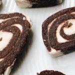 Chocolate Oats Pinwheels