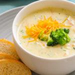 Panera Broccoli Cheese Soup